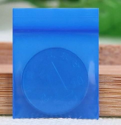 saco ziplock de plástico