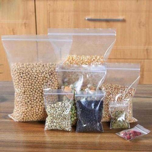 Sacos de Plástico Ziplock para Alimento