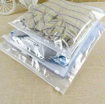 Sacos Plásticos de Documento Impresso