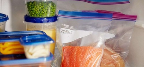 Sacos Plásticos Zip Lock Alimentos