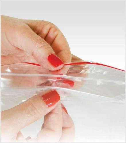 sacos plásticos ziplock